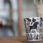 北欧風デザインのマグカップ