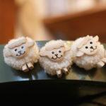 羊のマグネット 文房具