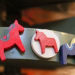 馬のマグネット雑貨