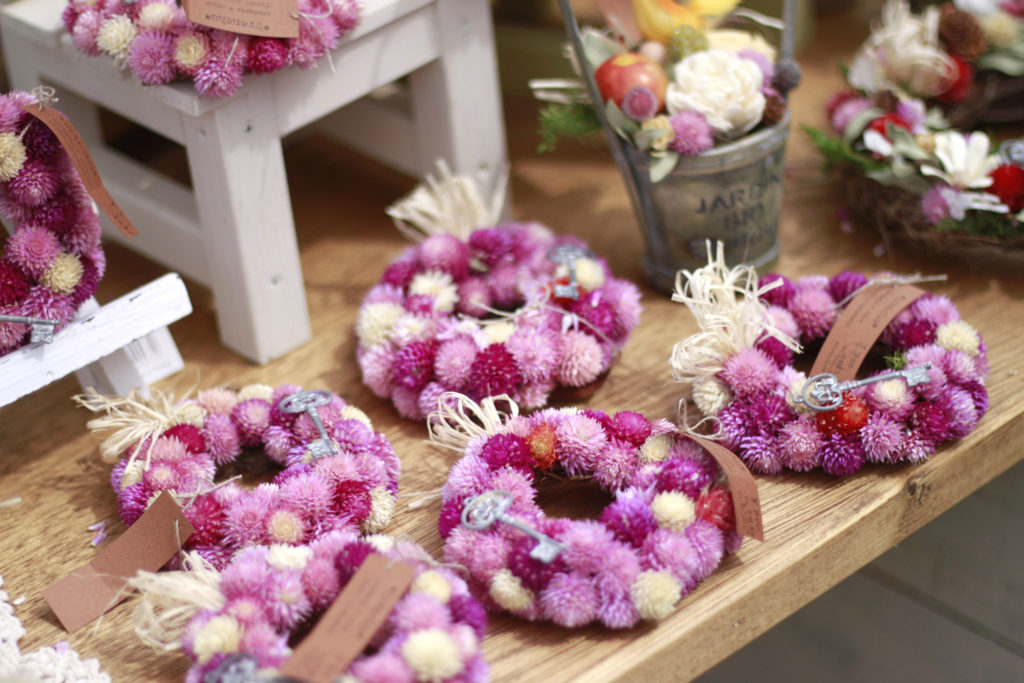 お花の雑貨