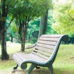 公園のベンチ 2