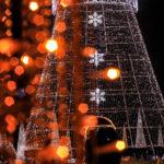 巨大クリスマスツリー 2