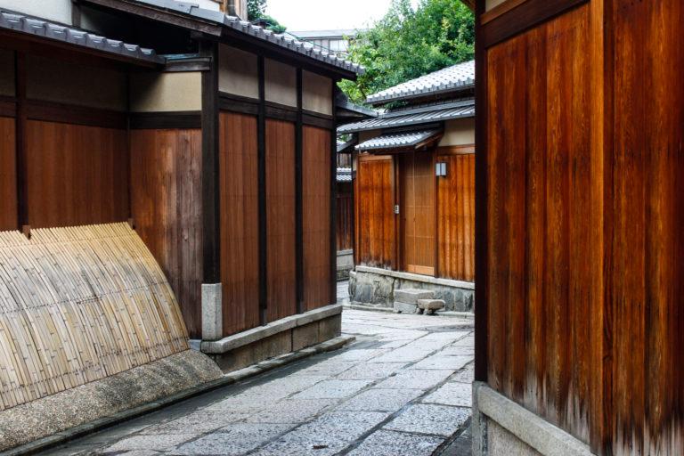 京都の街並み