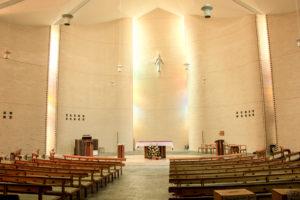 神戸 北野の教会