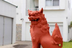 沖縄 シーサー