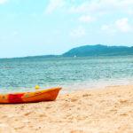 沖縄 石垣島のビーチ 2