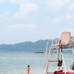 沖縄 石垣島のビーチ 3