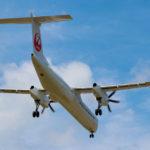 空を飛ぶ飛行機 2