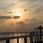 石垣島 夕暮れのフサキビーチ 5