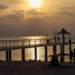 石垣島 夕暮れのフサキビーチ 7