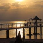 石垣島 夕暮れのフサキビーチ 8