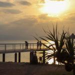 石垣島 夕暮れのフサキビーチ 9
