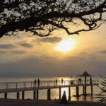 石垣島 夕暮れのフサキビーチ 11