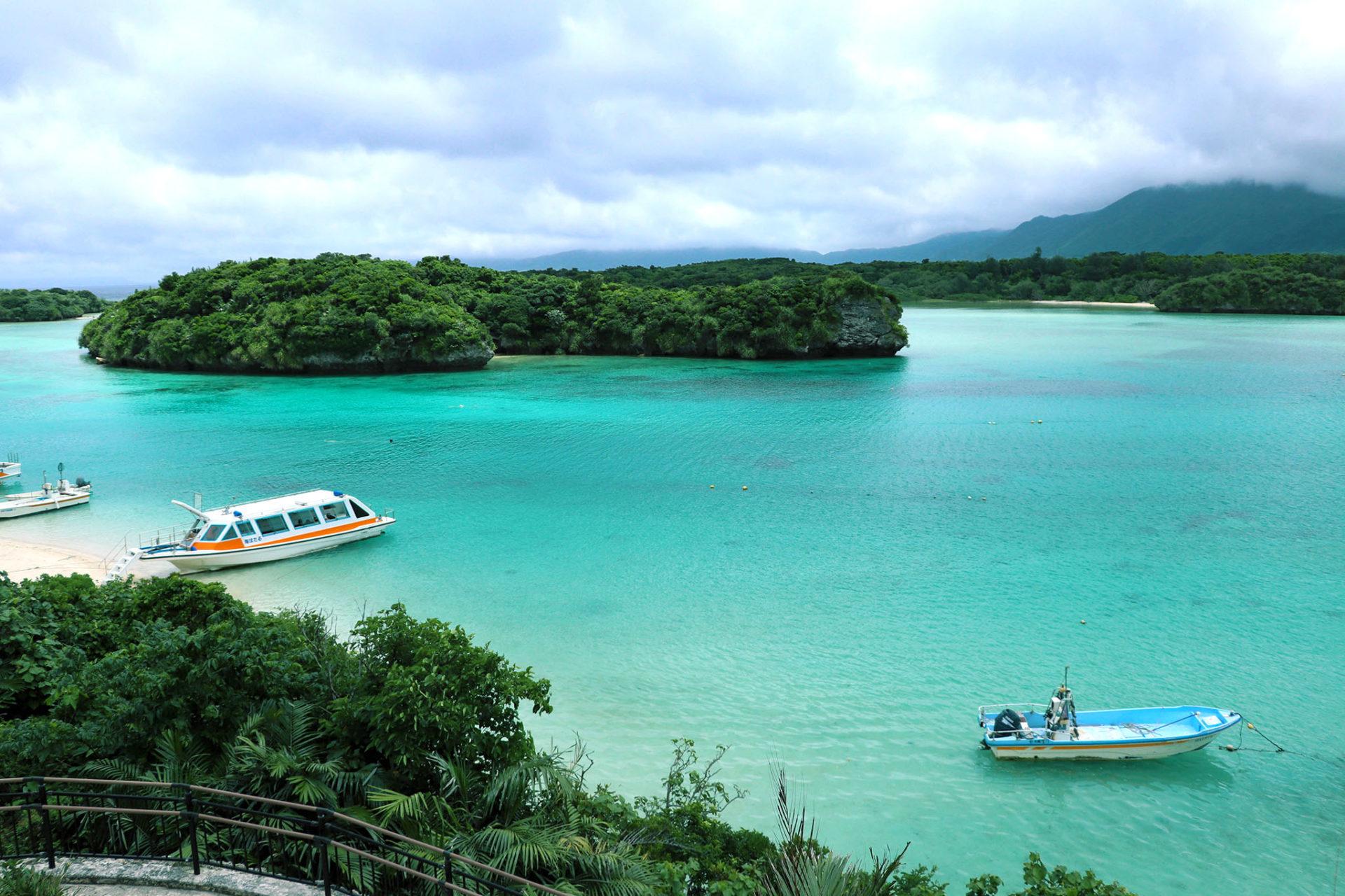 沖縄 石垣島 川平湾