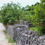 沖縄 竹富島の集落 1