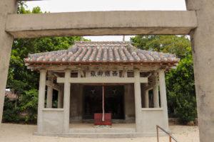 沖縄 竹富島 神社