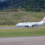 沖縄 石垣空港 飛行機 1