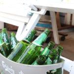 ビールの空き瓶