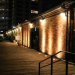 レンガ造り~夜の神戸煉瓦倉庫~