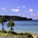 古宇利島の海 3