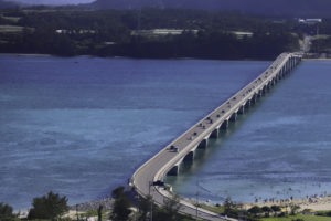 古宇利島と古宇利大橋