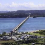 古宇利島と古宇利大橋 1