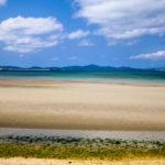 南国の遠浅の海と空 6