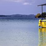 南国の海とグラスボート 1