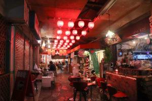 沖縄 国際通り裏の飲み屋街