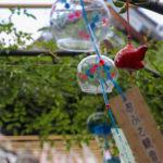 奈良おふさ観音風鈴祭り 金魚の風鈴 1