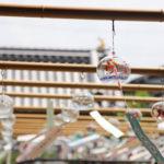 奈良おふさ観音風鈴まつり 花火の柄の風鈴