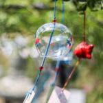 奈良おふさ観音風鈴祭り 金魚の風鈴 7