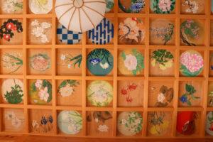 正寿院の天井絵